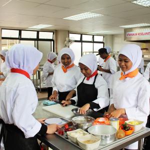 Pembuatan Pastri Tahap 3