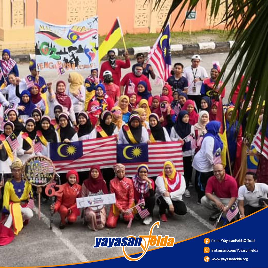 Sambutan Hari Malaysia 2019