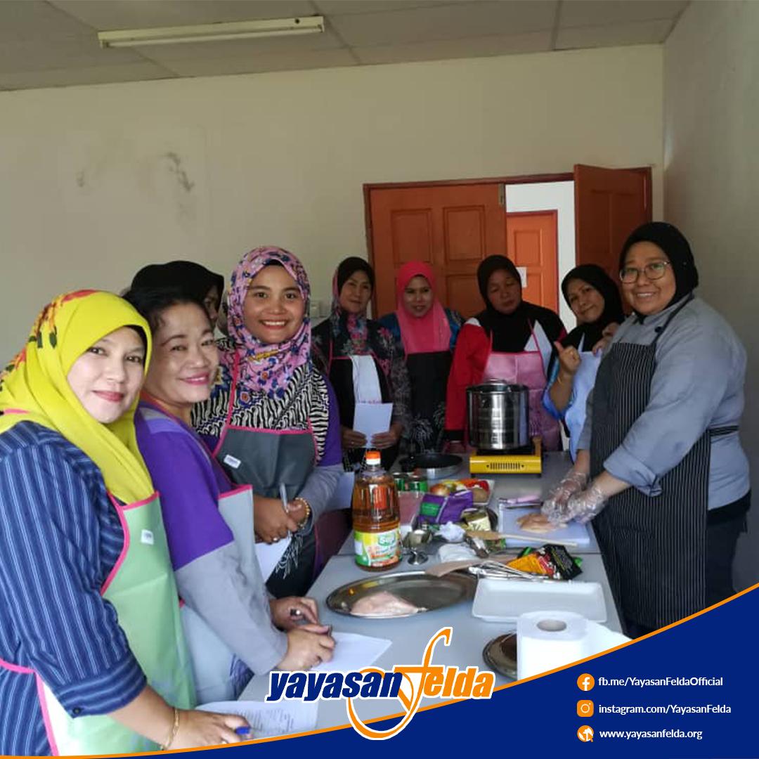 Program Pembangunan Kemahiran Sepanjang Hayat : Felda Umas – Umas, Wilayah Sahabat, Sabah