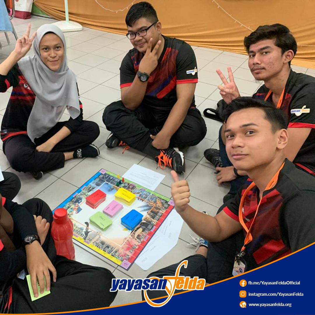 Program Master Malaysia di Asrama Semai Bakti Felda Kuala Lumpur oleh Persatuan Siswazah Wanita Malaysia