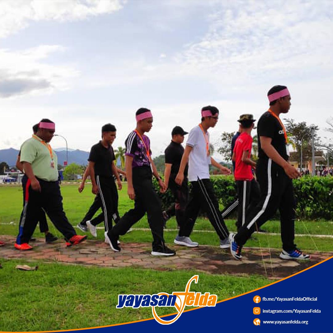 Minggu Orientasi Pelajar Kolej Yayasan Felda Pahang Sesi Januari 2020