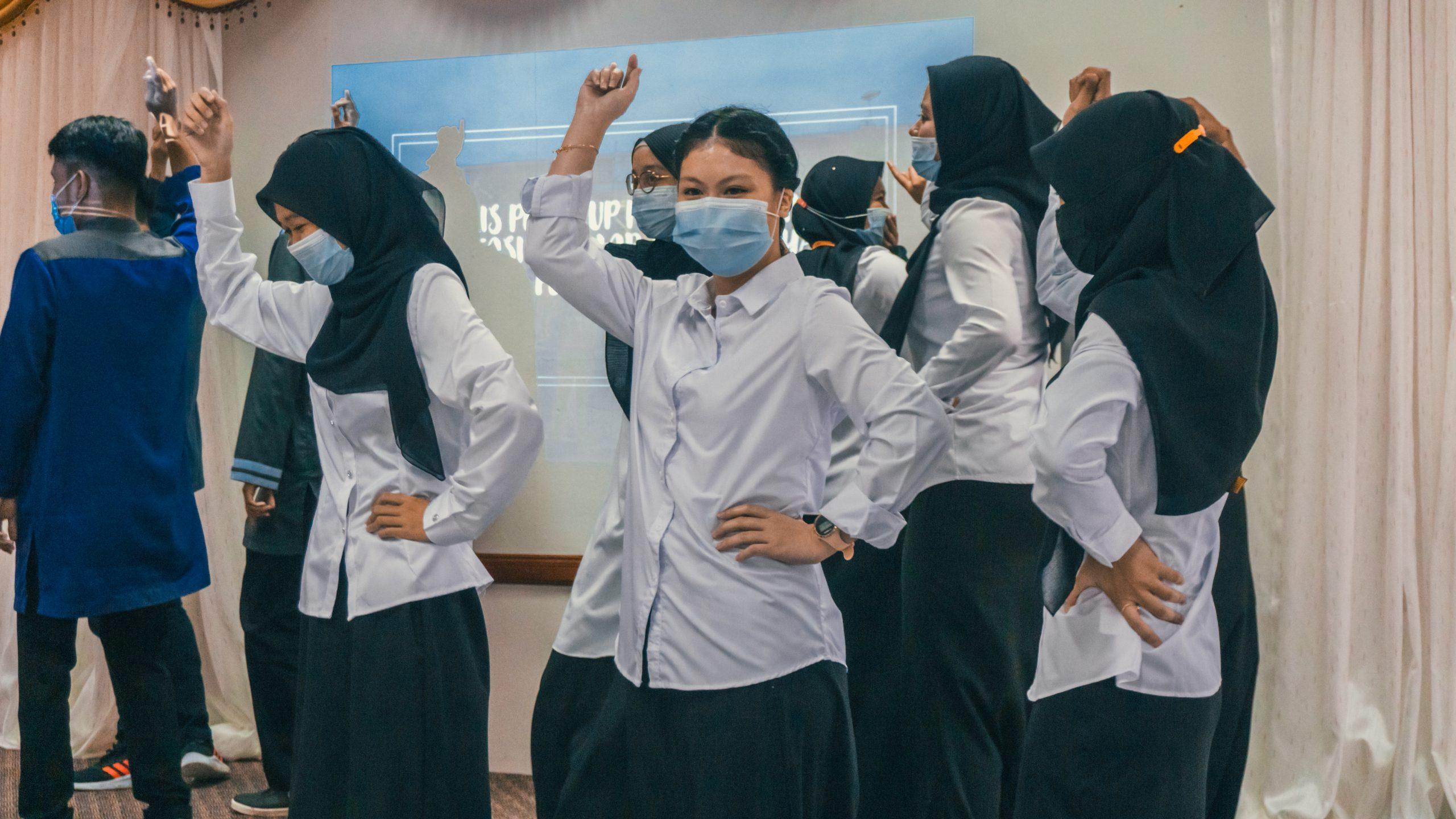 Majlis Penutupan Minggu Orientasi Pelajar Kolej Yayasan Felda Pahang Sesi Januari 2021