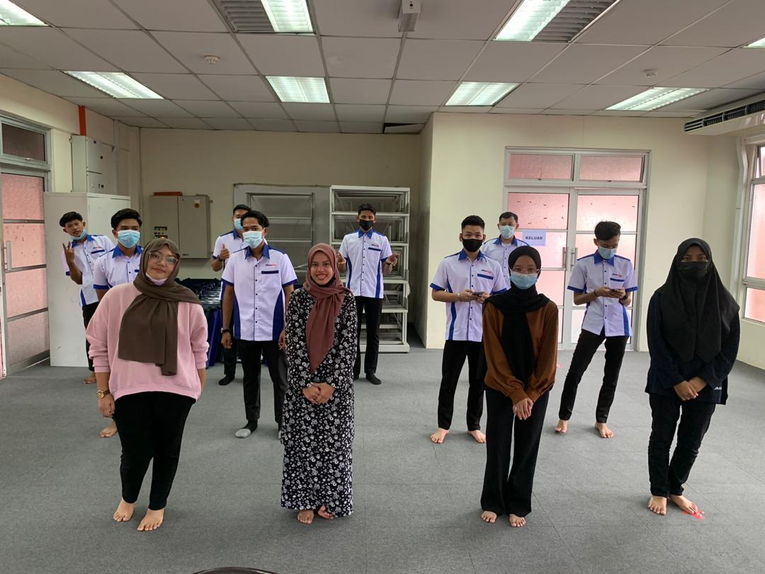 Majlis Penutupan Minggu Orientasi Pelajar Kolej Yayasan Felda Perak Sesi Januari 2021