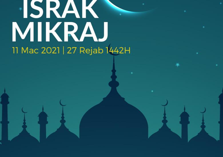 Yayasan Felda mengucapkan Salam Israk Mikraj 1442H kepada semua umat Islam.